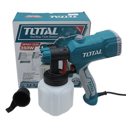 กาพ่นสีไฟฟ้า TOTAL TT3506