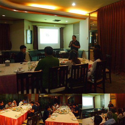 ASP together with Vetproducts and Consultant Co., Ltd organized the seminar to   introduce our new products.
