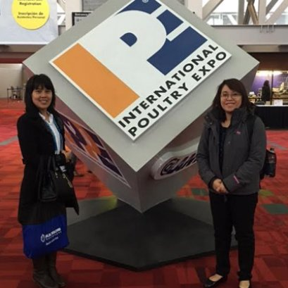 """Vet Products Group joined """"The International Production & Processing Expo 2016""""  in USA"""
