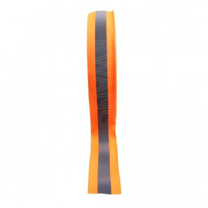 KYOWA แถบผ้า สีส้มคาดเทา
