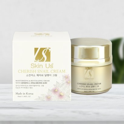 Skin Us Cherish Snail Cream 30ml