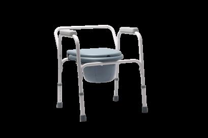 เก้าอี้ที่นั่งถ่ายปรับระดับได้ : (DY02810)