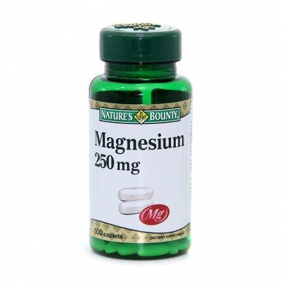 Nature's Bounty  Magnesium  250 mg.