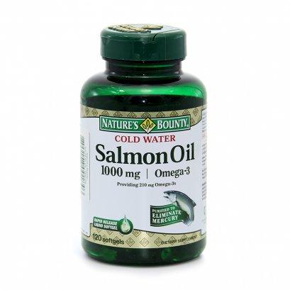 Nature 's Bounty  Salmon Oil 1000 mg.