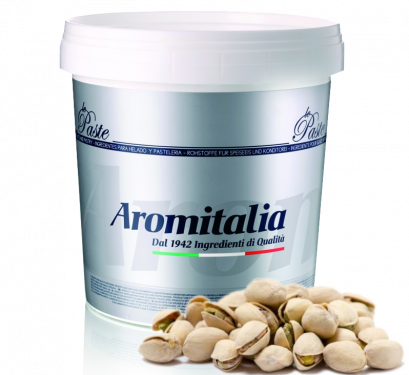 "PISTACHIO NATURA ""Traditional"" Paste"