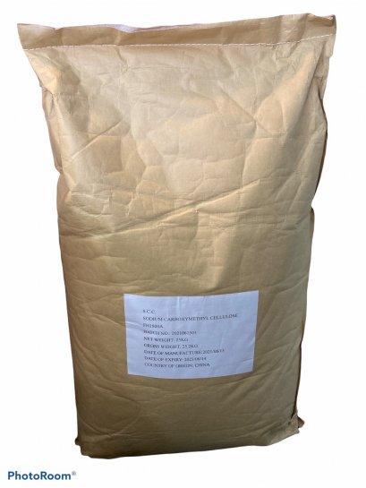 ซีเอ็มซี CMC (Carboxy Methyl Cellulose) สารทำให้ข้นหนืด