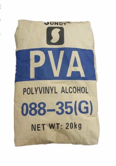 โพลิไวนิลแอลกอฮอล์ / พีวีเอ (POLYVINYL ALCOHOL / PVA)