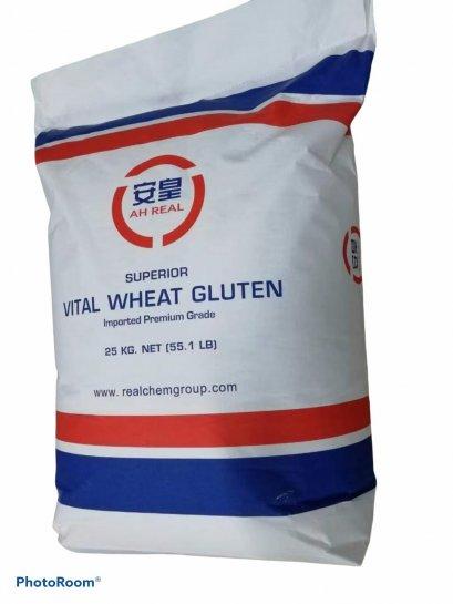 แป้งวีทกลูเต้น (Vital Wheat Gluten) feed grade