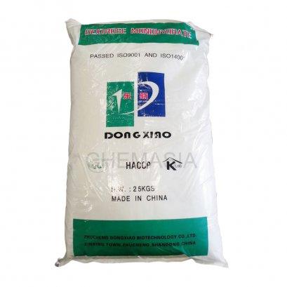 เดกซ์โทรสโมโนไฮเดรต (Dextrose Monohydrate)  - น้ำตาลทางด่วน