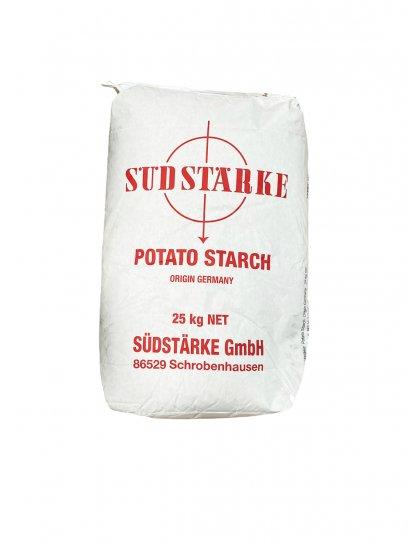 แป้งมันฮ่องกง  แป้งมันฝรั่ง (Potato Starch)
