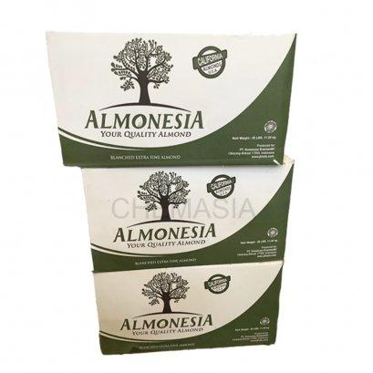 แป้งอัลมอนด์100%(Almond Powder)เกรดพรีเมี่ยมนำเข้าจาก USA