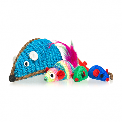 Cat toy pack