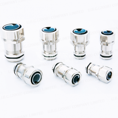 Cable gland  metal conduit