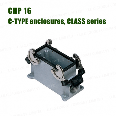 CHP 16 MULTIPOLE CONNECTORS