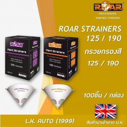 ROAR STRAINERS 125 / 190