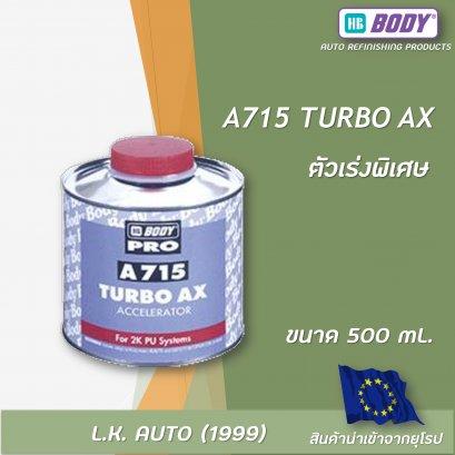 A715 TURBO AX