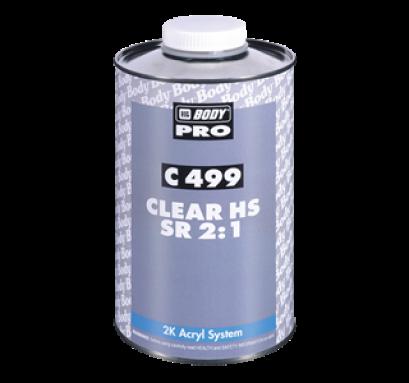 C499 CLEAR HS SR 2:1