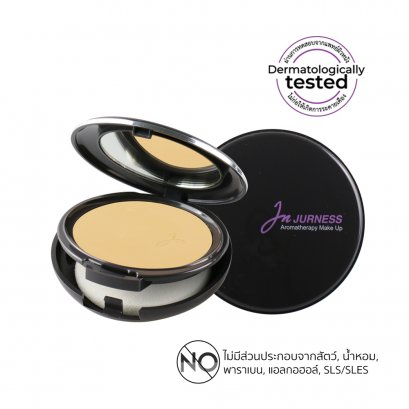 JURNESS Aromatherapy Foundation Powder