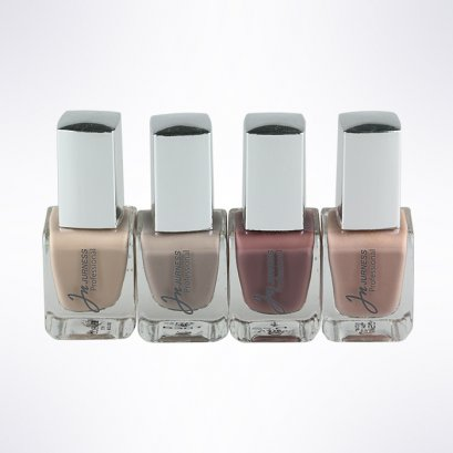 JURNESS Nail Polish - Natural Nude Set