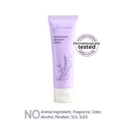 JURNESS Organic Lavender Creamy Wash