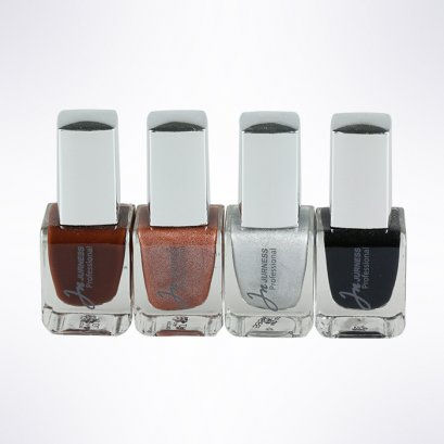 JURNESS Nail Polish - Double Matte Set