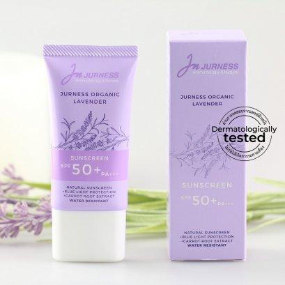 JURNESS Organic Lavender Sunscreen SPF 50 + pa +++