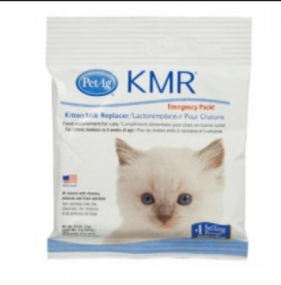 นม KMR Emergency Powder for cat  3/4 ออนซ์