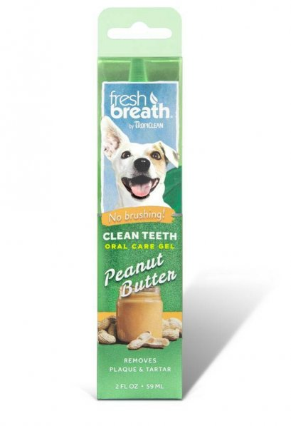 Fresh Breath Gel 2 Oz.(Peanut Butter)