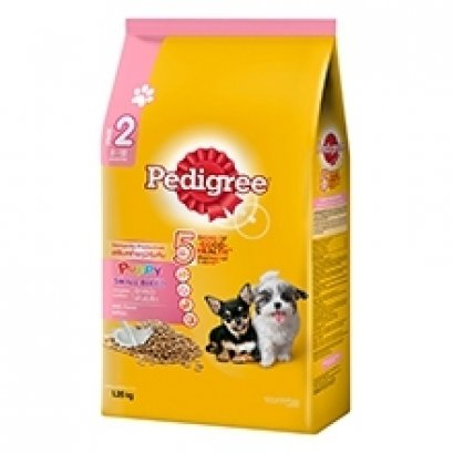 อาหารสุนัข Pedigree   (พันธุ์เล็ก)