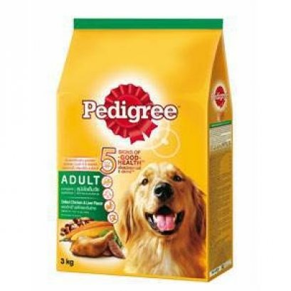 อาหารสุนัข Pedigree  (สุนัขโต)