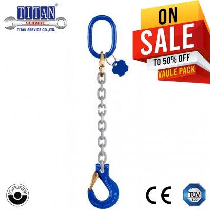 1 - Leg Sling   TWN 1601  8 -XL น้ำหนักยก 2.5 ตัน ,ยาว 1 เมตร