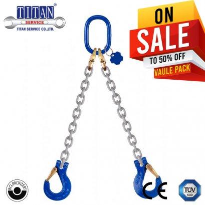 2 - Leg Sling   TWN 1651  8 -XL น้ำหนักยก 3.55 ตัน ,ยาว 1 เมตร