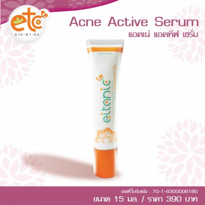 Acne Active Serum