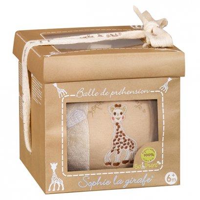 ลูกบอลผ้า Sophie the giraffe