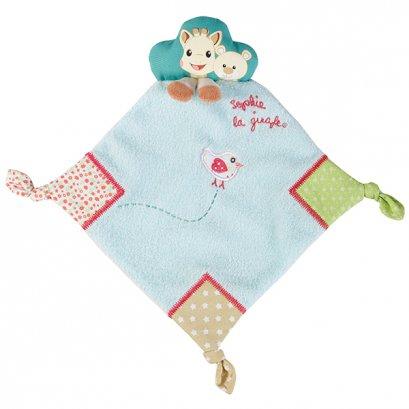 Sophie la girafe Supersoft comforter ผ้ากอดยีราฟโซฟี