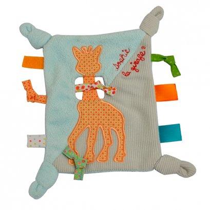 Sophie la girafe Eye-touch ผ้าเสริมทักษะยีราฟโซฟี