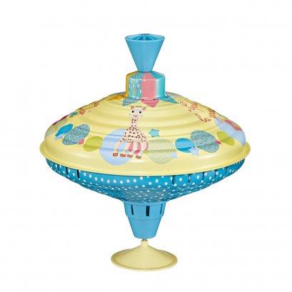 ของเล่นลูกข่างยีราฟโซฟี Sophie la girafe My first spinning top