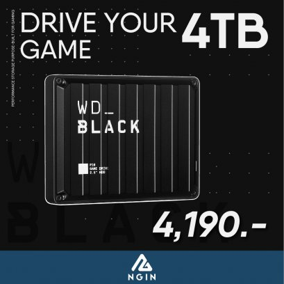 WD_BLACK GAME DRIVE