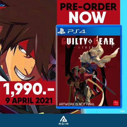 PS4 Guilty Gear Strive