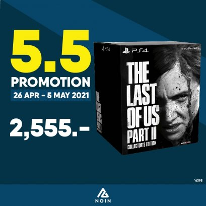 PS4 THE LAST OF US PART II COLLECTOR'S EDITION
