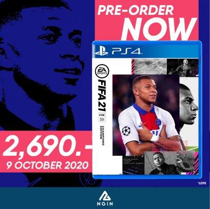 FIFA 21: Champion Edition