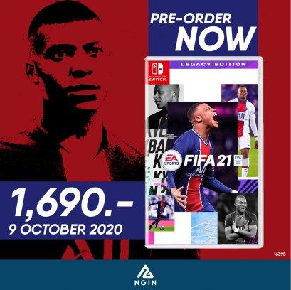 SW: FIFA 21: Legacy Edition