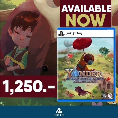 PS5 Yonder The Cloud Catcher Chronicles