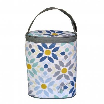 JJ Cole Bottle Cooler Prairie Blossom-กระเป๋าเก็บอุณภูมิ