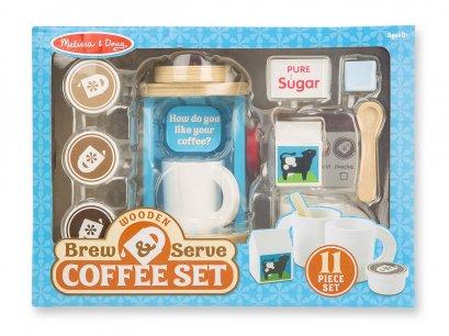Brew & Serve Coffee Set ชุดชงกาแฟ ,  Melissa & Doug