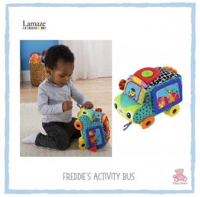Lamaze - Freddie's Activity Bus