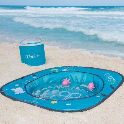 Beach Pool - สระน้ำพับเก็บได้บนชายหาด