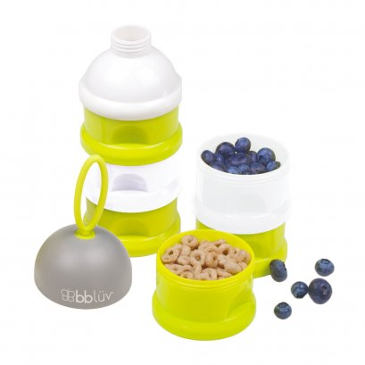 Multi Purpose Stackable Contrainer - Lime ภาชนะอเนกประสงค์