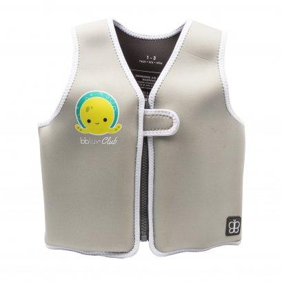 Swim Vest Grey  - เสื้อชูชีพสำหรับว่ายน้ำ
