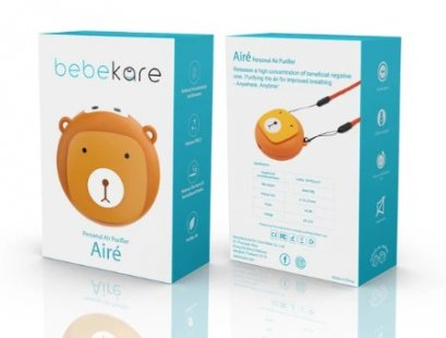 Aire Personal Air Purifier - เครื่องฟอกอากาศพกพา